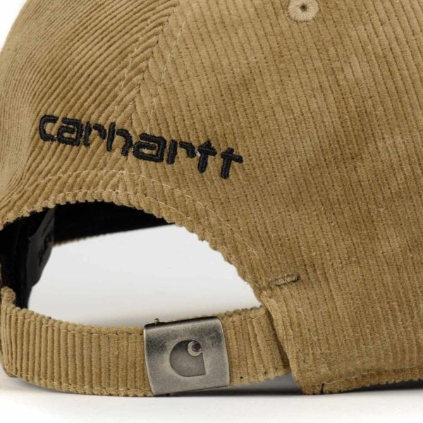 Carhartt Manchester Cap Leather / Black