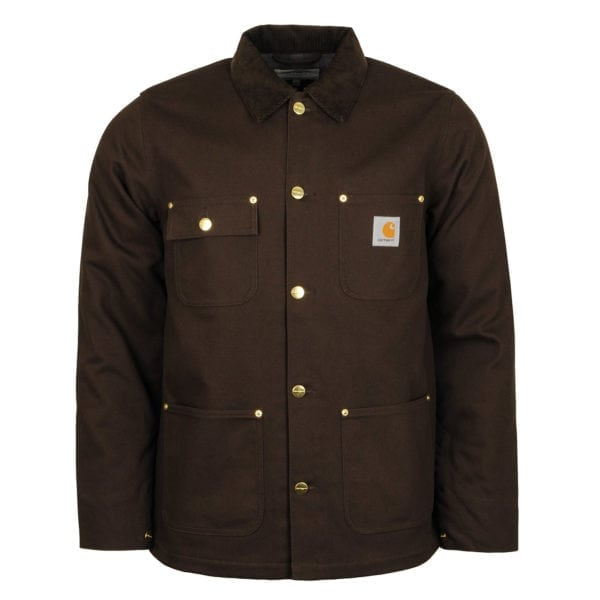 Carhartt Michigan Coat Tobacco