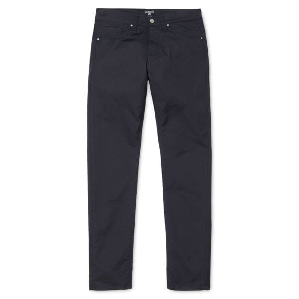 Carhartt Vicious Pant Regular Leg Dark Navy Rinsed