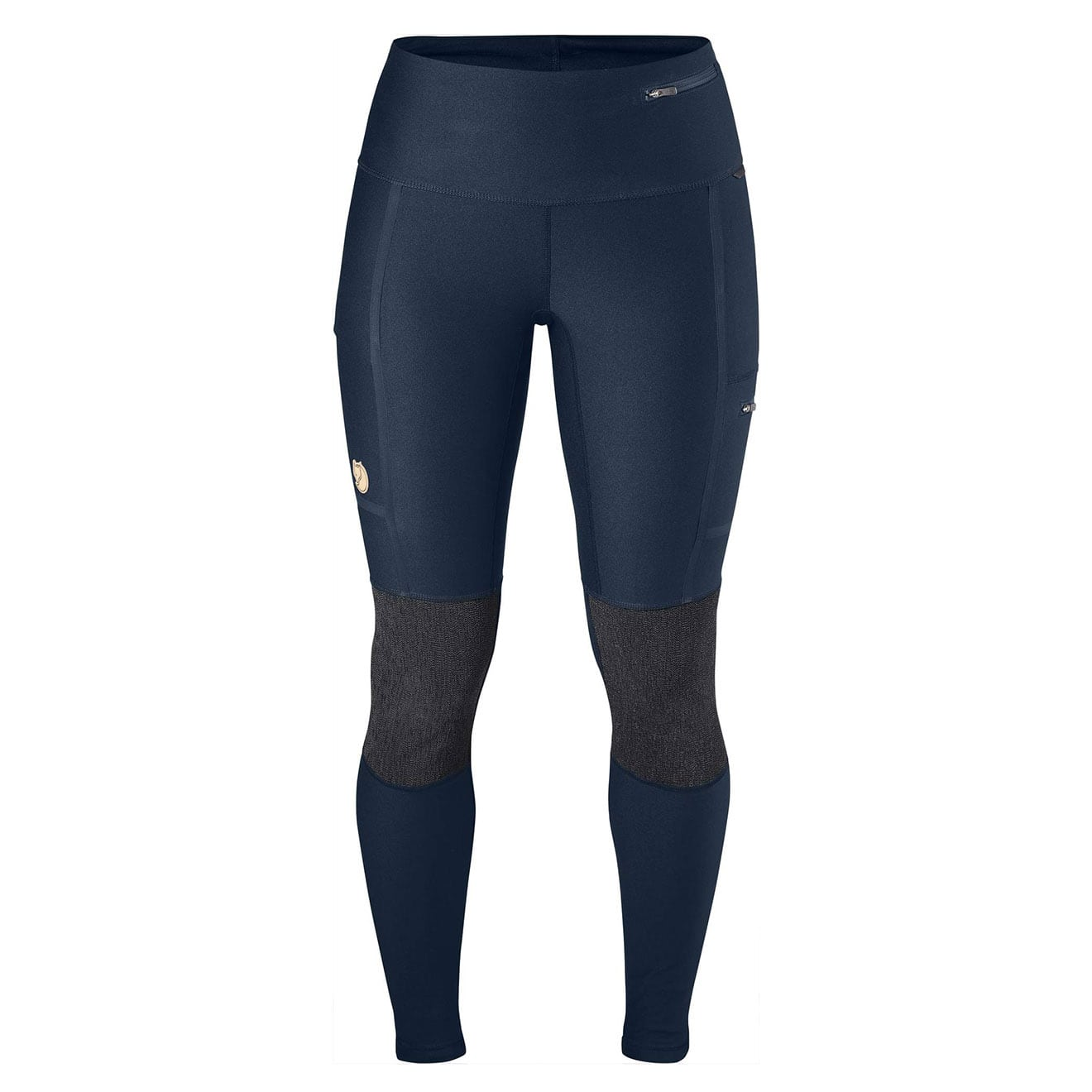 Fjallraven Womens Abisko Trekking Tights Navy