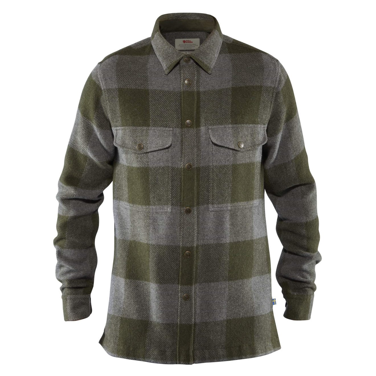14acc65eb11 Fjallraven Canada Shirt Deep Forest