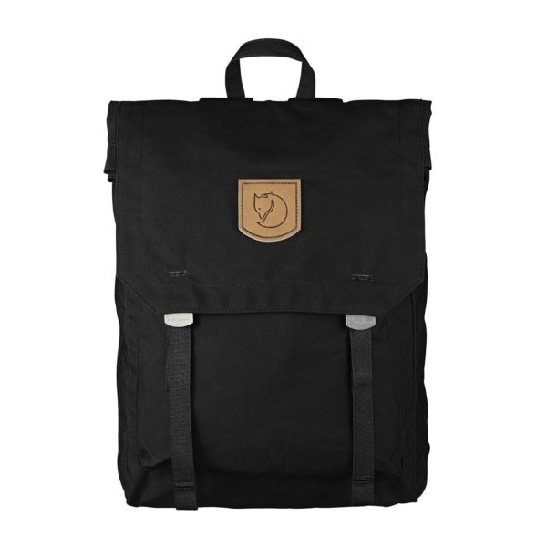 Fjallraven Foldsack No. 1 Black