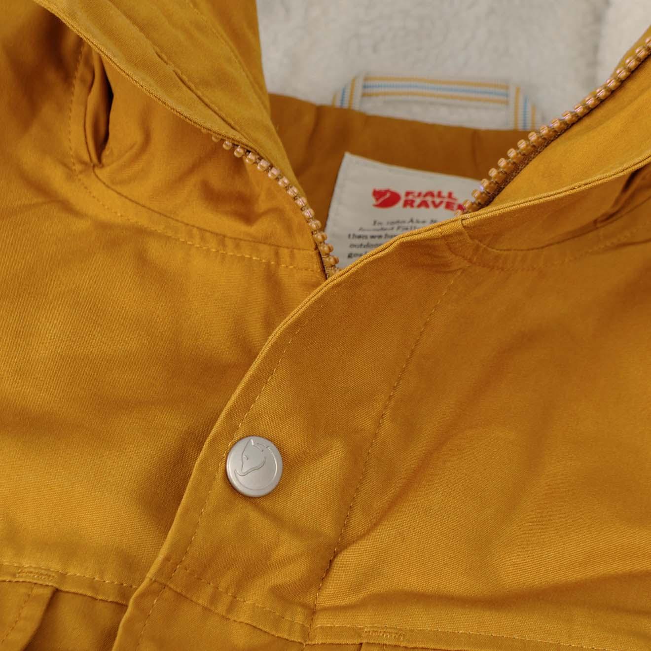 Fjallraven Womens Greenland Winter Jacket Acorn