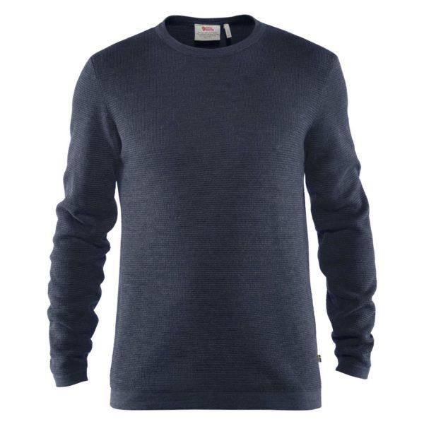 Fjallraven High Coast Merino Sweater Night Sky