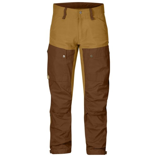 Fjallraven Keb Trousers Regular Chestnut/Acorn