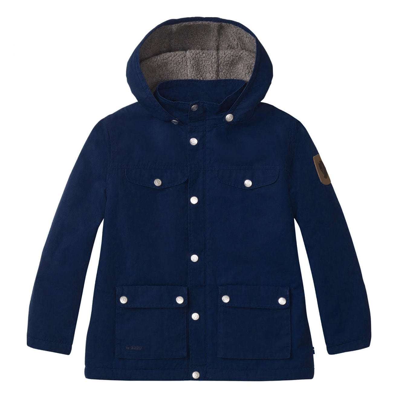 6c445481d797 Fjallraven Kids Greenland Winter Jacket Night Sky
