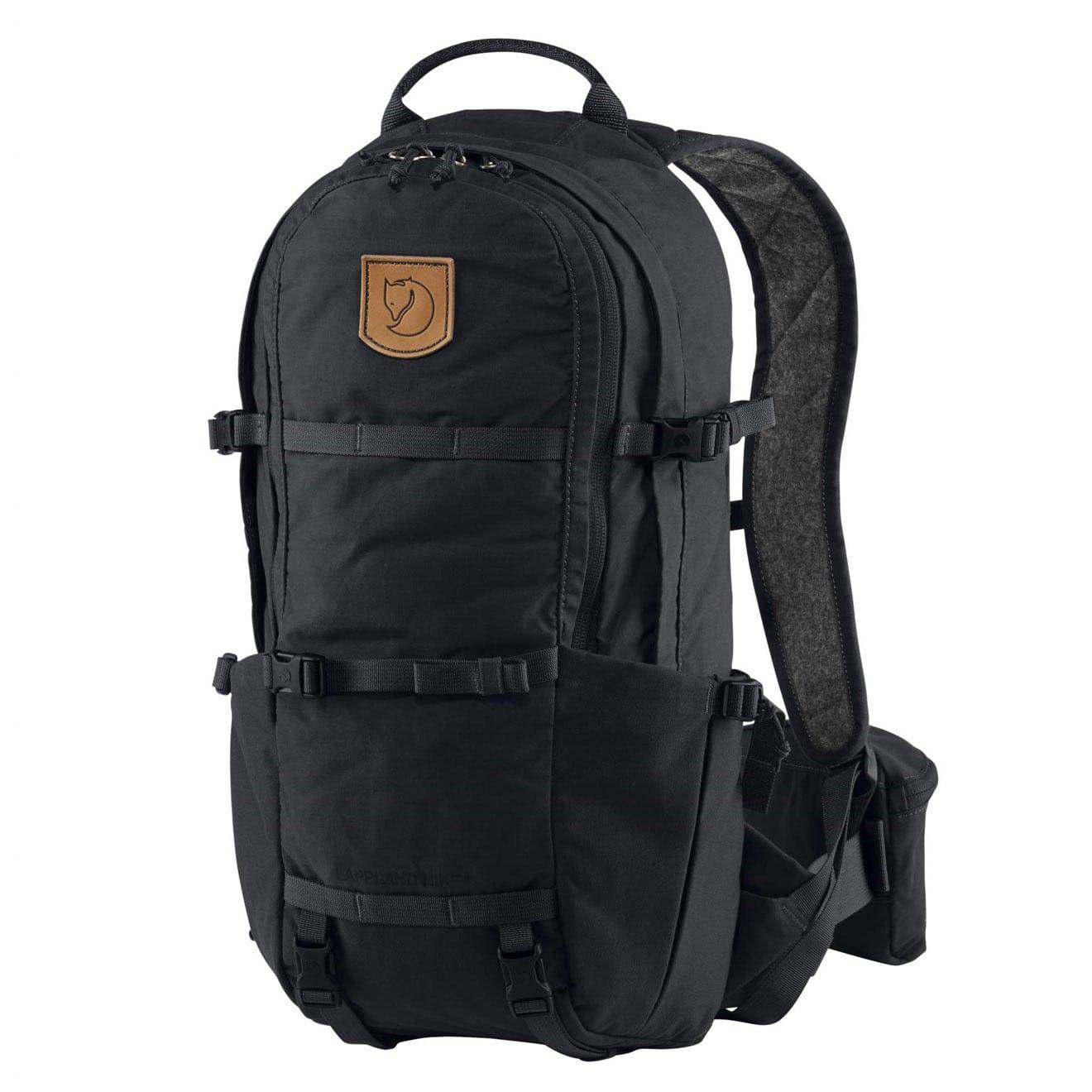 Fjallraven Lappland Hike 15 Backpack Black