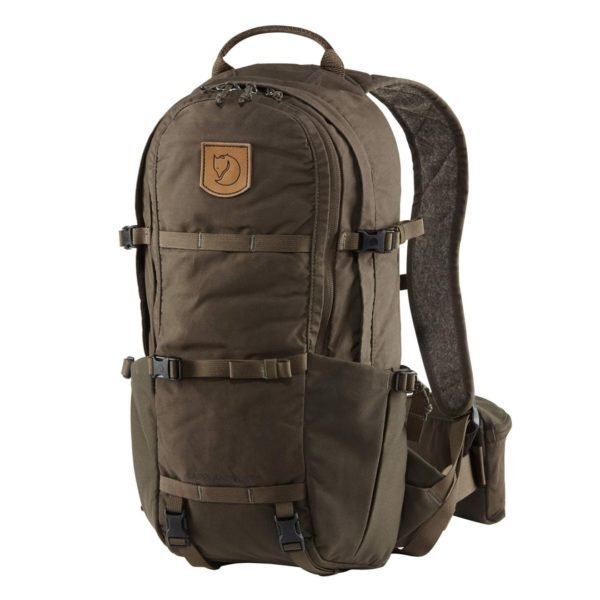 Fjallraven Lappland Hike 15 Backpack Dark Olive