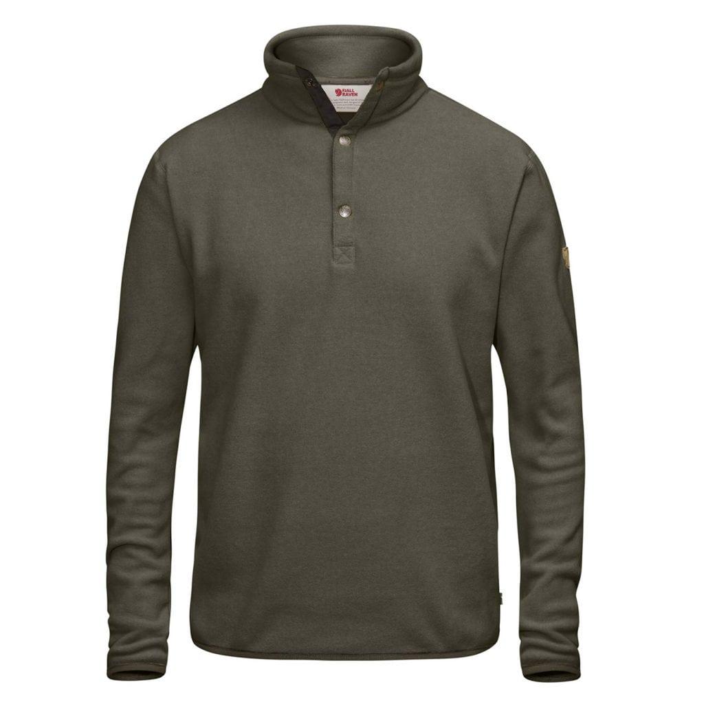 Fjallraven Ovik Fleece Sweater Tarmac