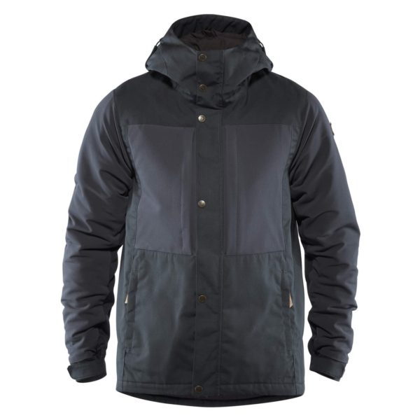 Fjallraven Ovik Stretch Padded Jacket Dark Navy