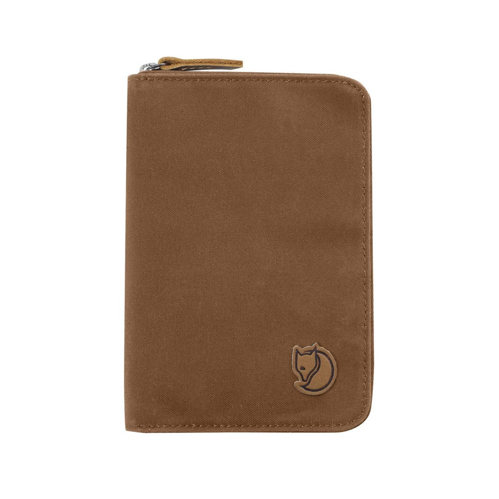 Fjallraven Passport Wallet Chestnut