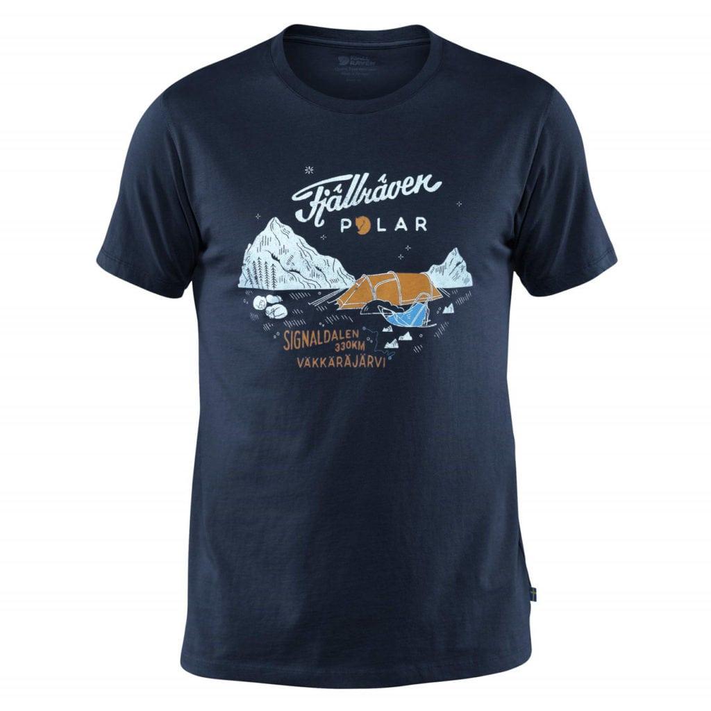 Fjallraven Polar T-Shirt Navy