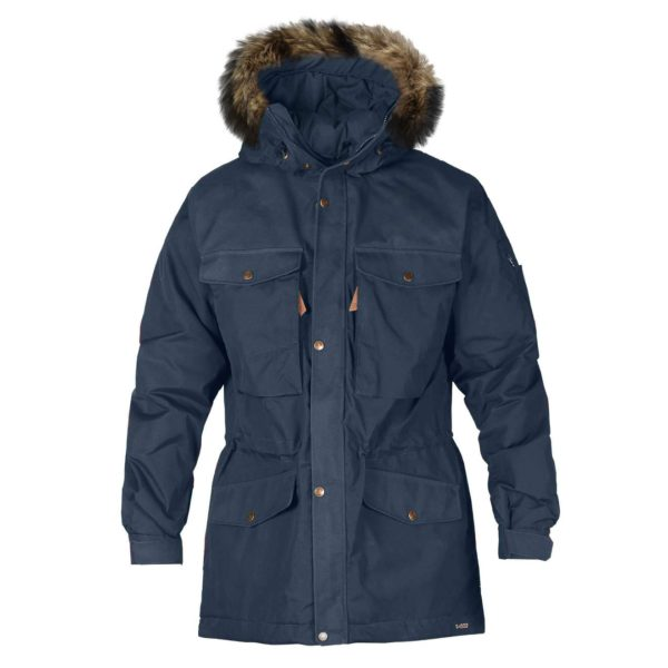 Fjallraven Singi Winter Jacket Storm