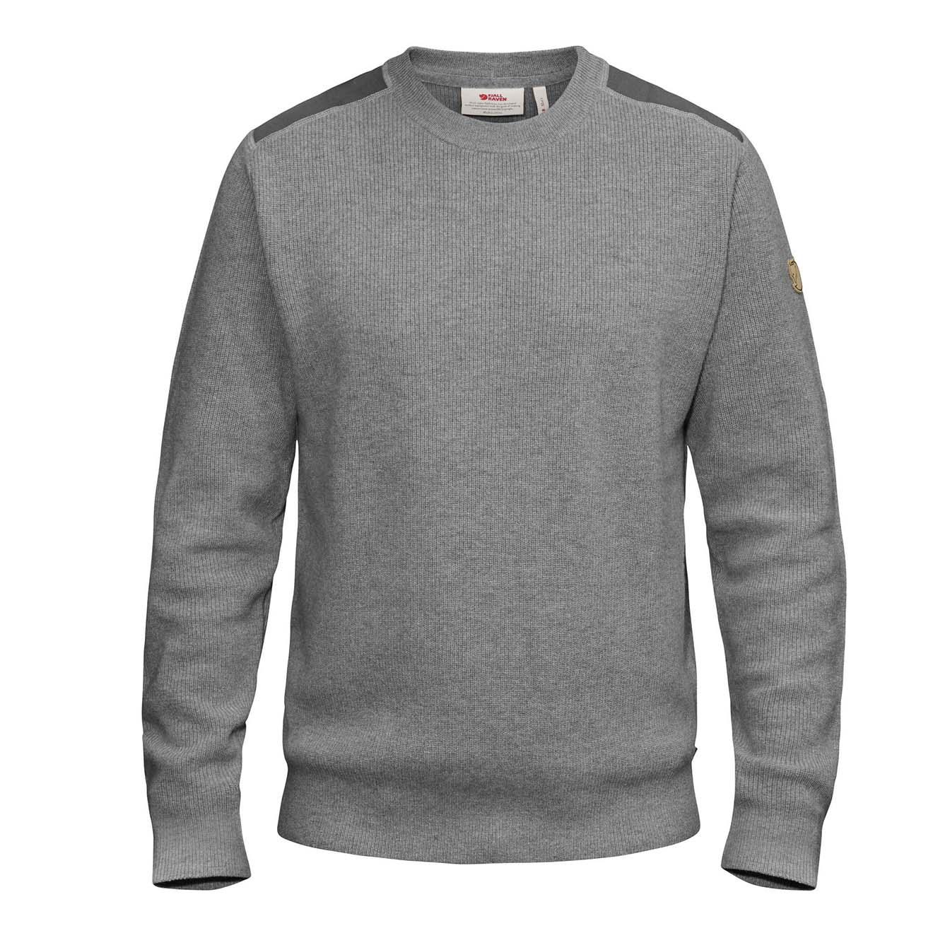 Fjallraven Sormland Crew Sweater Grey