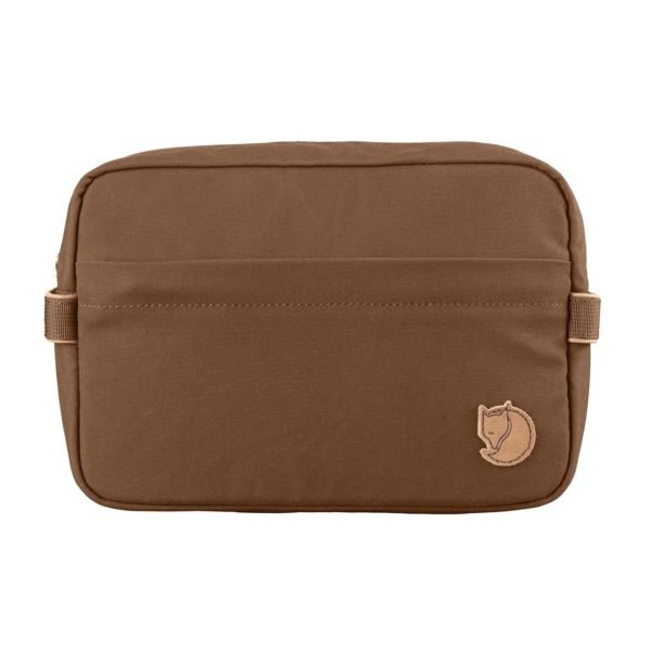Fjallraven Travel Toiletry Bag Chestnut