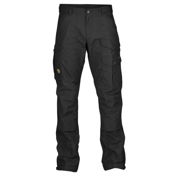 Fjallraven Vidda Pro Trousers Regular Black/Black