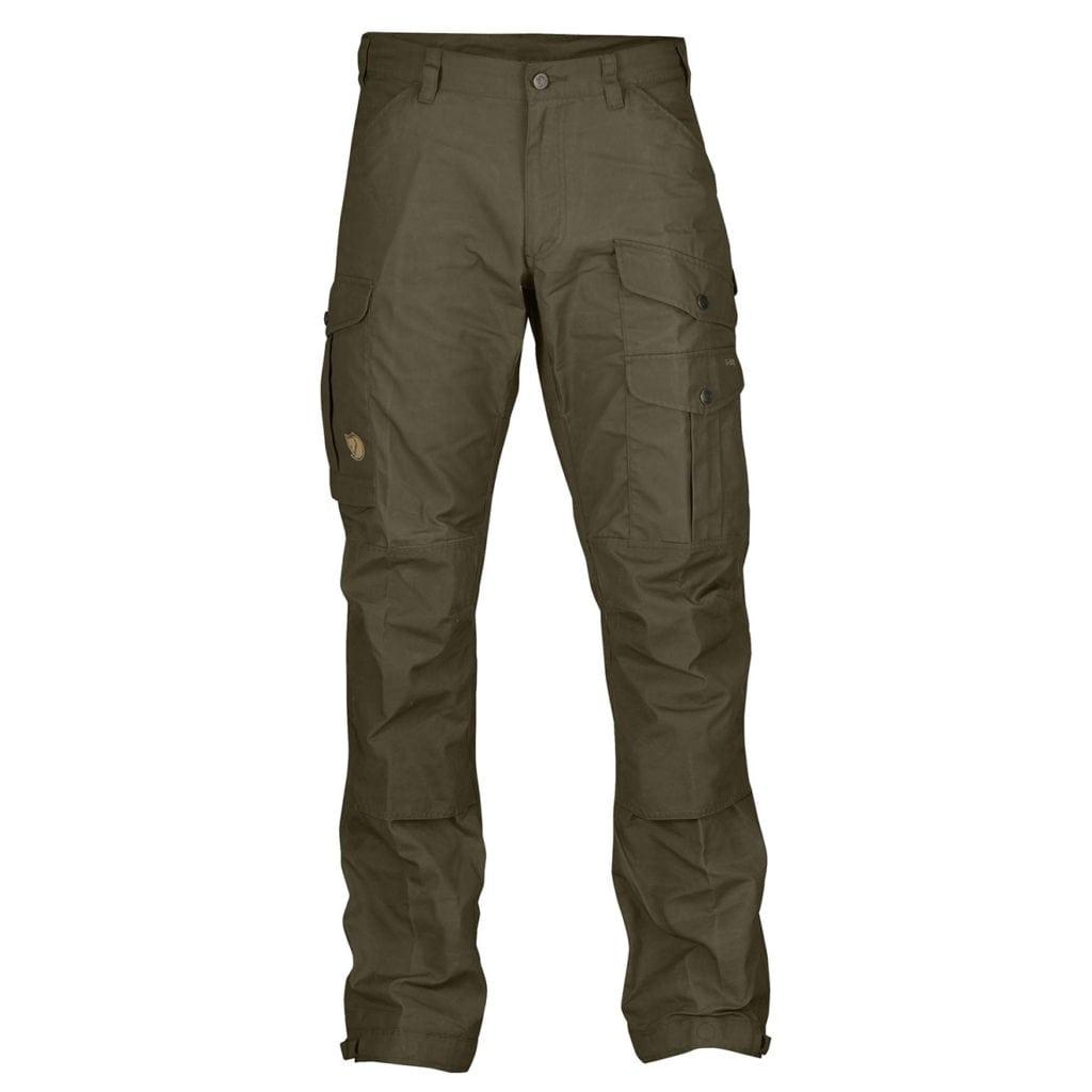 Fjallraven Vidda Pro Trousers Regular Dark Olive/Dark Olive