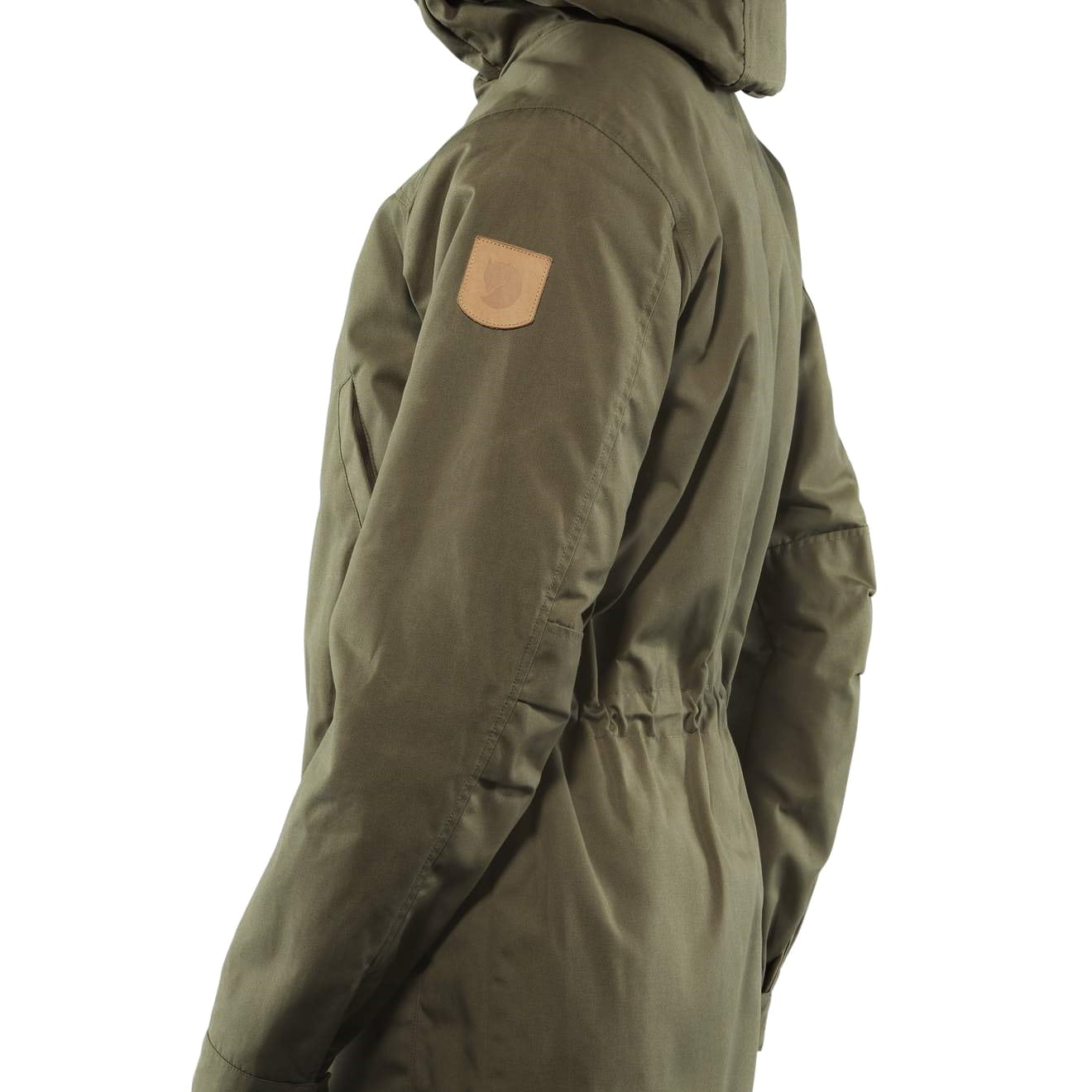 reputable site 8a651 36bc5 Fjallraven Womens Greenland Winter Parka Laurel Green - The Sporting Lodge
