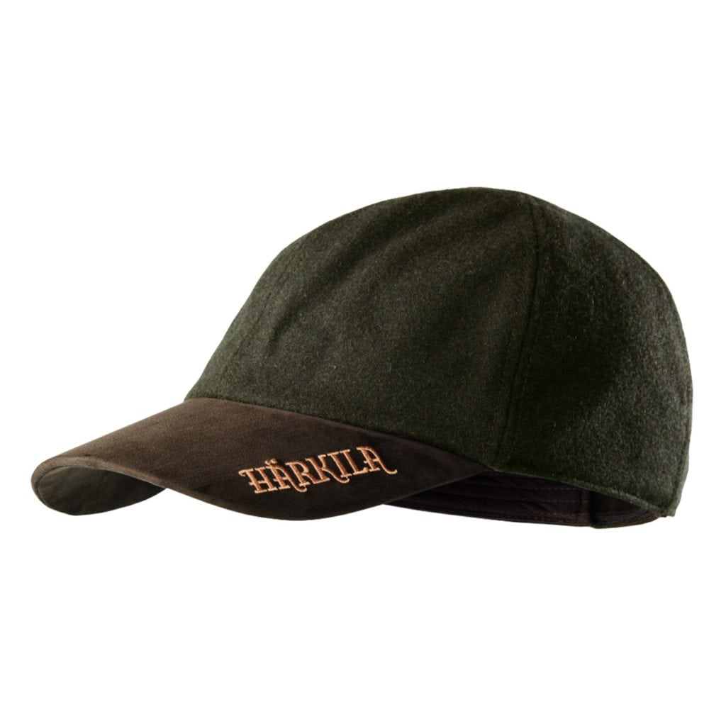 Harkila Metso Active Cap Willow Green / Shadow Brown