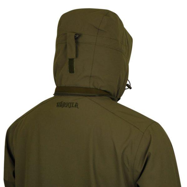 Harkila Orton Packable Jacket Dusty Lake Green
