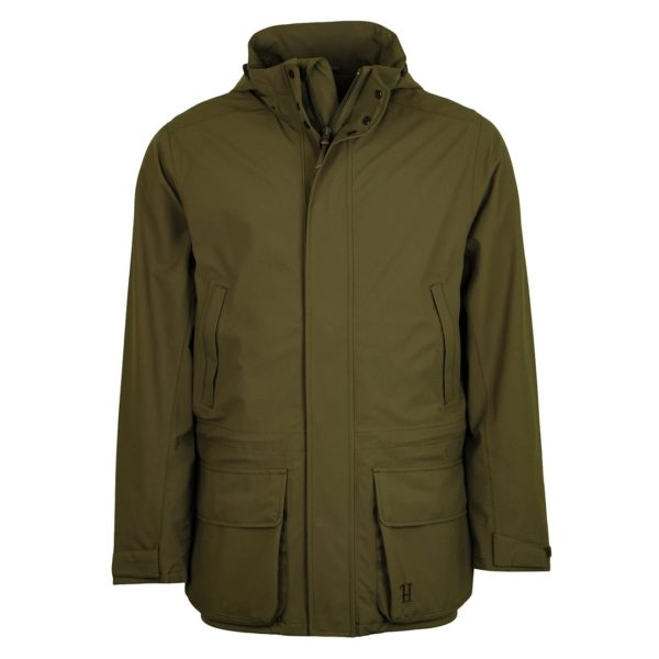 Harkila Orton Packable Jacket Dusty Lake Green