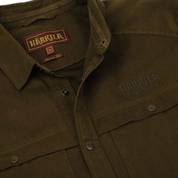 Harkila Pro Hunter Shirt Lake Green