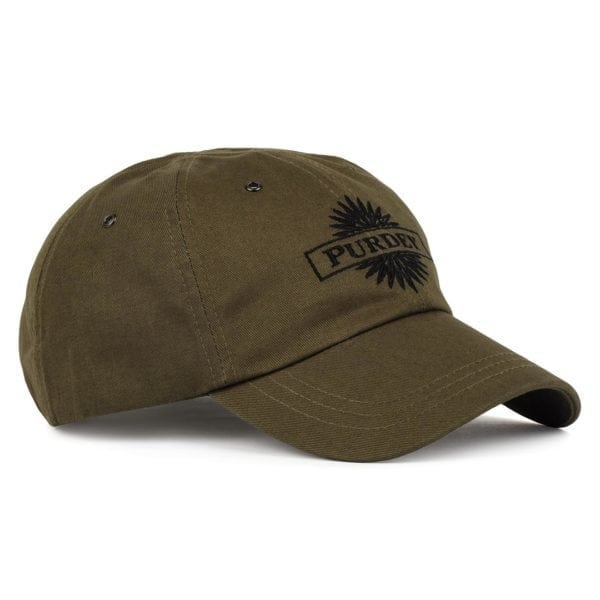 James Purdey Baseball Cap Green