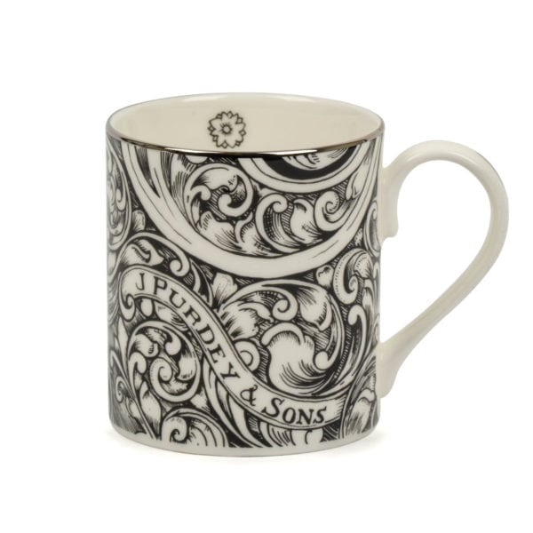 James Purdey English Fine Bone China Mug