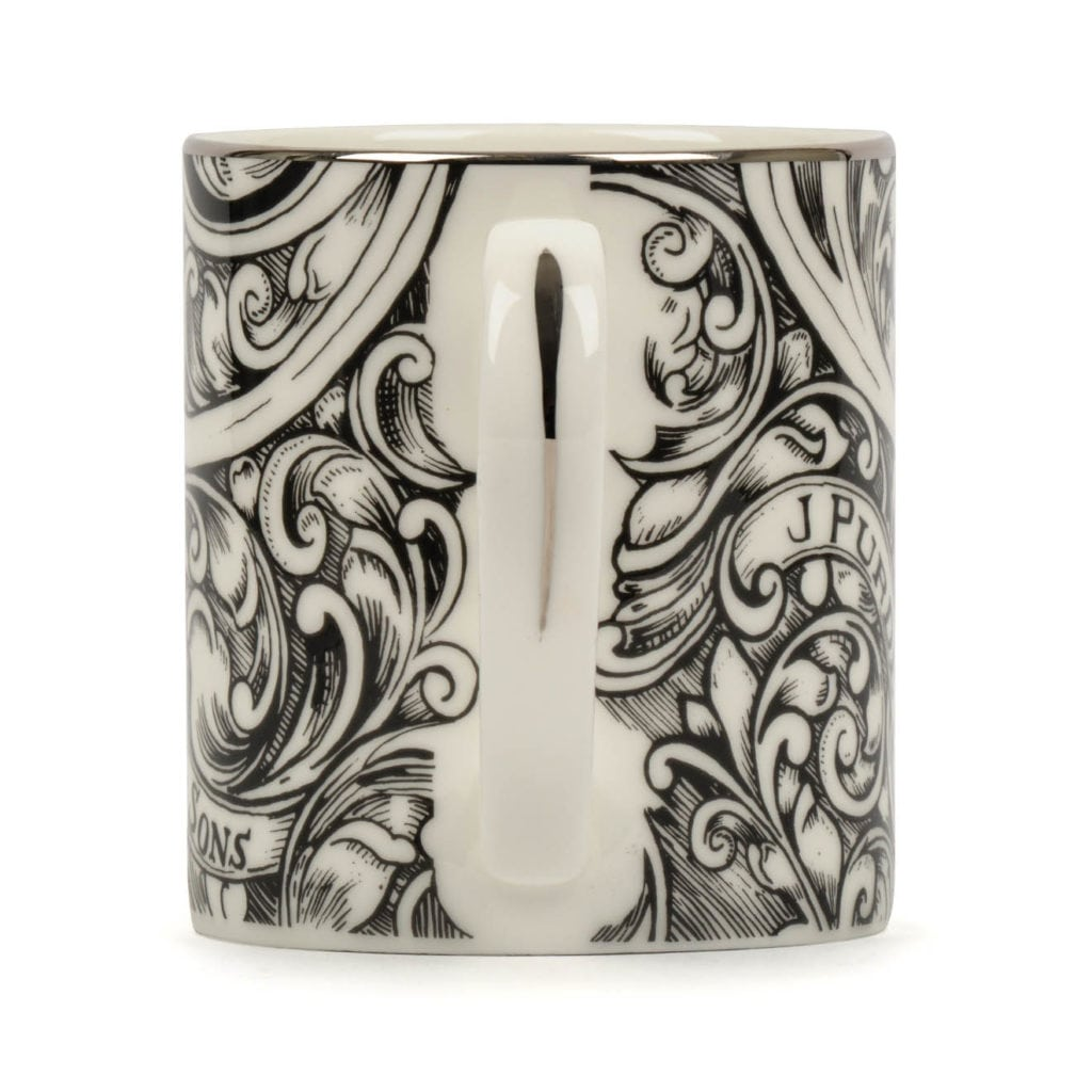 James Purdey English Fine Bone China Mug