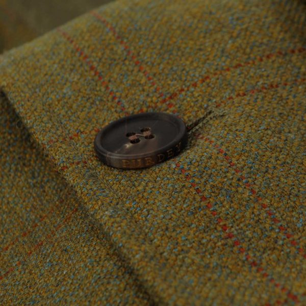 James Purdey Technical Tweed Shooting Vest Bembridge
