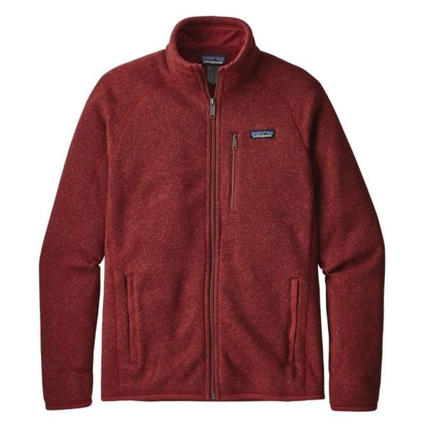 Patagonia Better Sweater Jacket Oxide Red