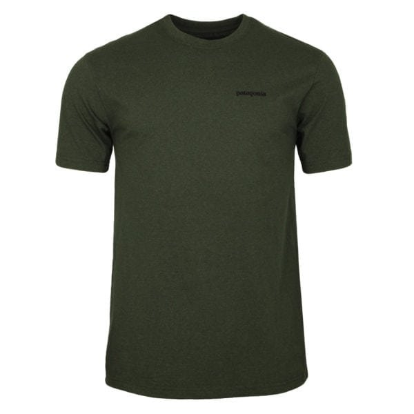 Patagonia Fitz Roy Trout Responsibili-Tee Nomad Green