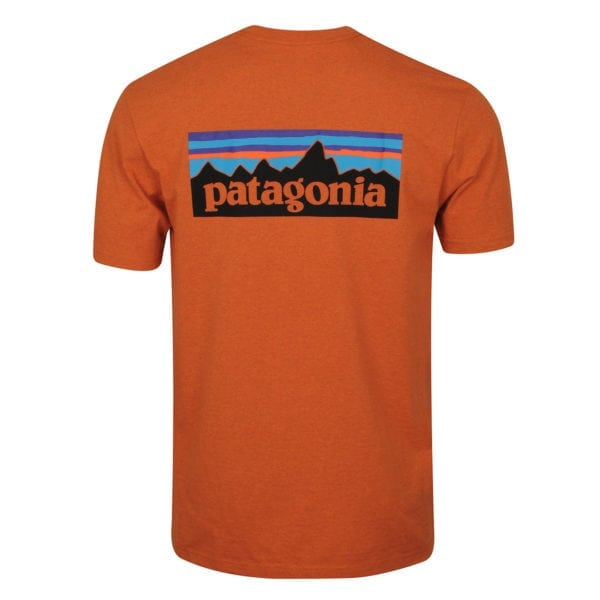 Patagonia P-6 Logo Responsibili-Tee Marigold