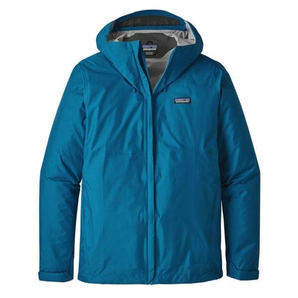 Patagonia Torrentshell Jacket Balkan Blue