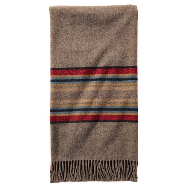 Pendleton 5th Avenue Throw Mineral Umber