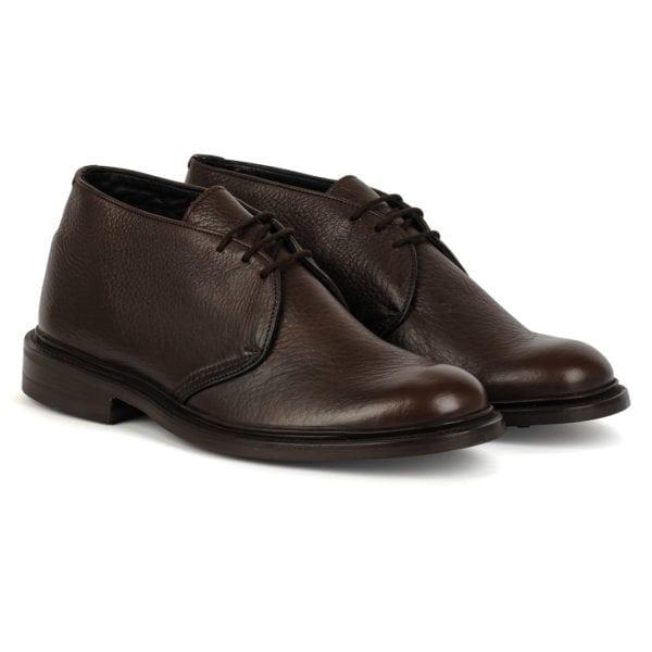 Trickers Winston Boot Dainite Sole Brown