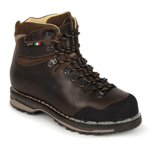 Zamberlan 1025 Tofane Welted Boot Waxed Dark Brown