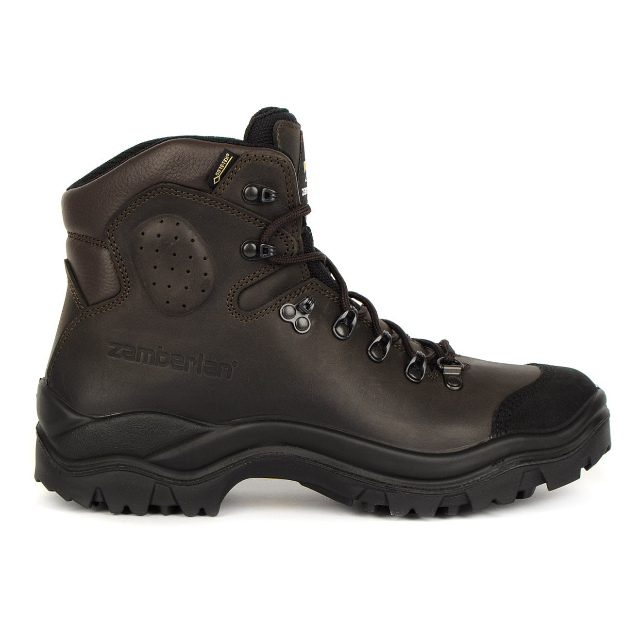 Zamberlan 162 New Steens Goretex Boot Waxed Brown