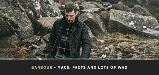 Barbour - Macs, Facts and Lots of Wax, OutDoor Jacket