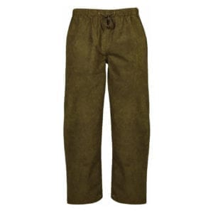 Alan Paine Berwick Waterproof Over Trousers Olive