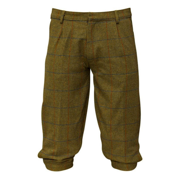 Alan Paine Rutland Tweed Breeks Basil