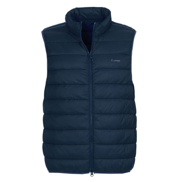 Barbour Bretby Gilet Jacket Navy