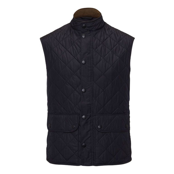 Barbour Lowerdale Quilted Gilet Navy