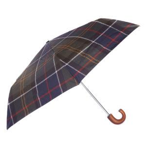 Barbour Tartan Mini Umbrella Classic Tartan