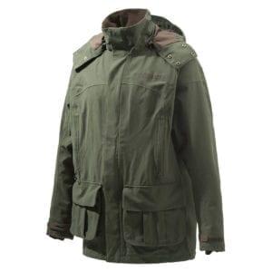 Beretta Winter Teal Jacket Green