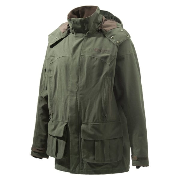 Beretta Winter Teal Jacket Green