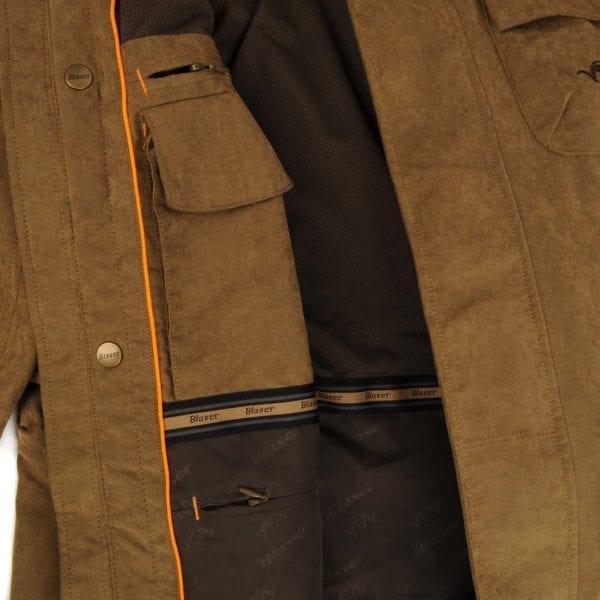 Blaser Argali Jacket Light Olive Melange