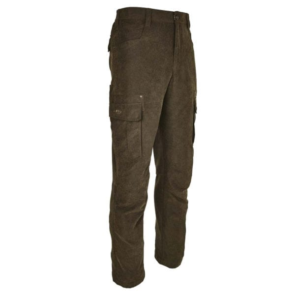 Blaser Argali Trouser Brown Melange