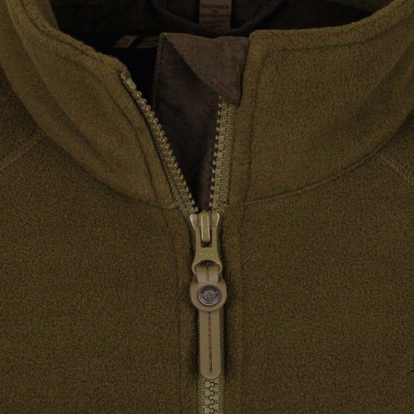 Blaser Basic Fleece Jacket Olive