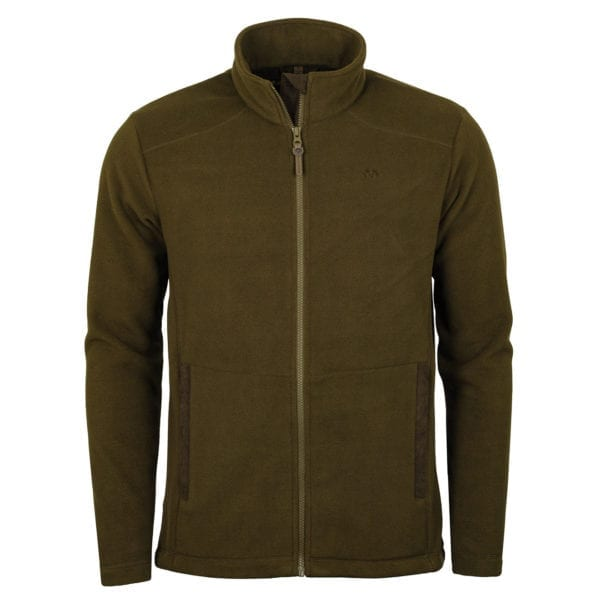 Blaser Basic Fleece Jacket Olive